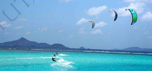 Kite Surf dans la Baie de Sakalava