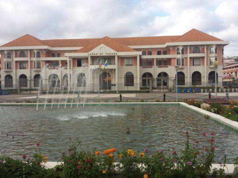Mairie d'Antananarivo : j'ai longuement réfléchi