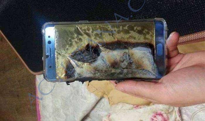 Galaxy Note 7, l'achat compulsif regrettable