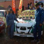 Rallye Asacm 2017 : le podium