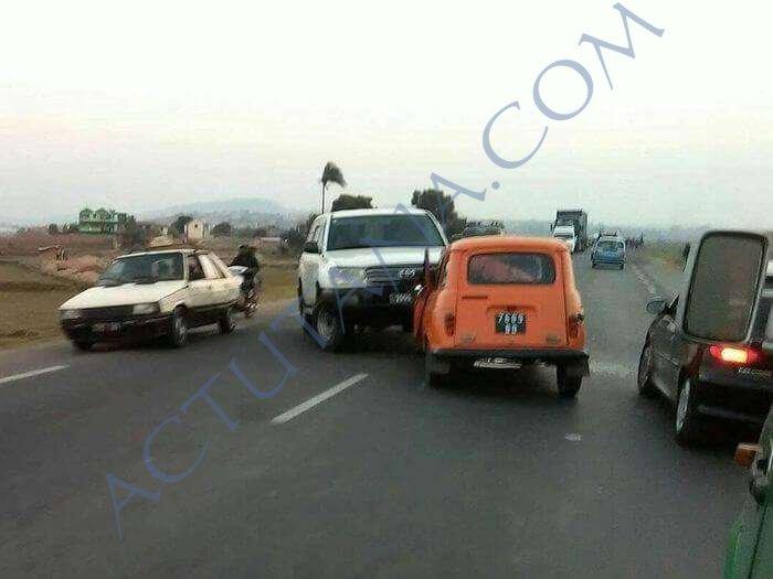Une journée sans un seul accident de la circulation, je demande trop ?