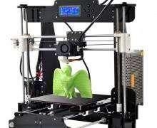 ANET A8 : une imprimante 3D à 121€ !