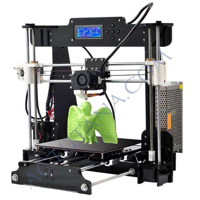 ANET A8 : une imprimante 3D à 121 !