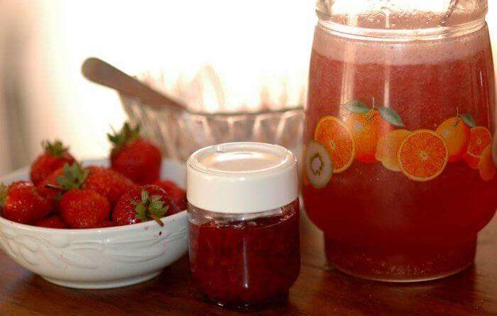 Tout ce que l'on peut faire avec 2 000 ar de fraises