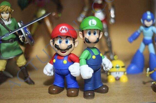20% de réduction immédiate sur les produits dérivés Nintendo