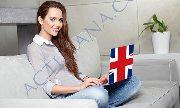Cours d'anglais en ligne : réduction de 97% avec le British Language Center