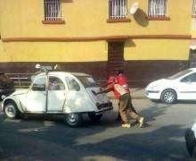 Une grève de taxis qui fait le buzz