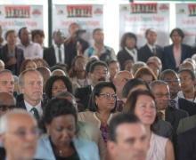 Le forum de la diaspora – 1ère partie