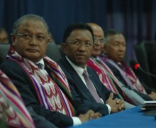 Académie Malagasy : installation de Raymond Ranjeva