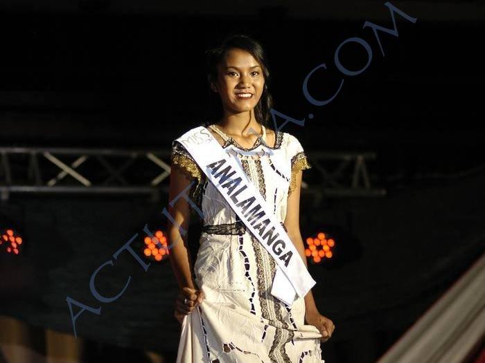 Et la Miss Madagascar 2018 est .. Miss Analamanga !