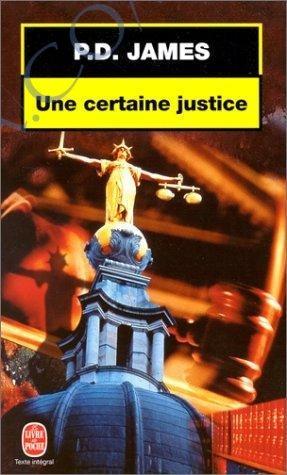 Une certaine justice - PD James
