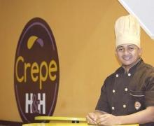 Crêpe H&H nous dévoile sa nouvelle recette de pâte à crêpe