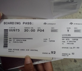 J'ai essayé un vol Air Madagascar : bonne chance si vous voulez le faire aussi