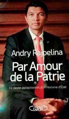 Apres Sciences Po Andry Rajoelina Sort Un Livre