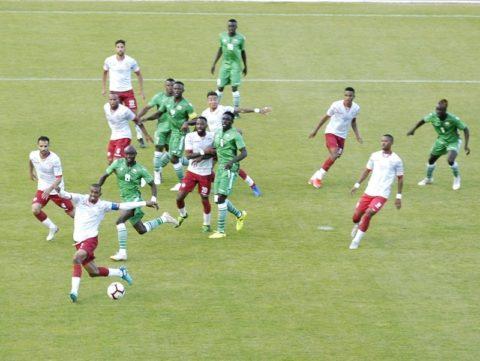 Barea – Kenya : le match !