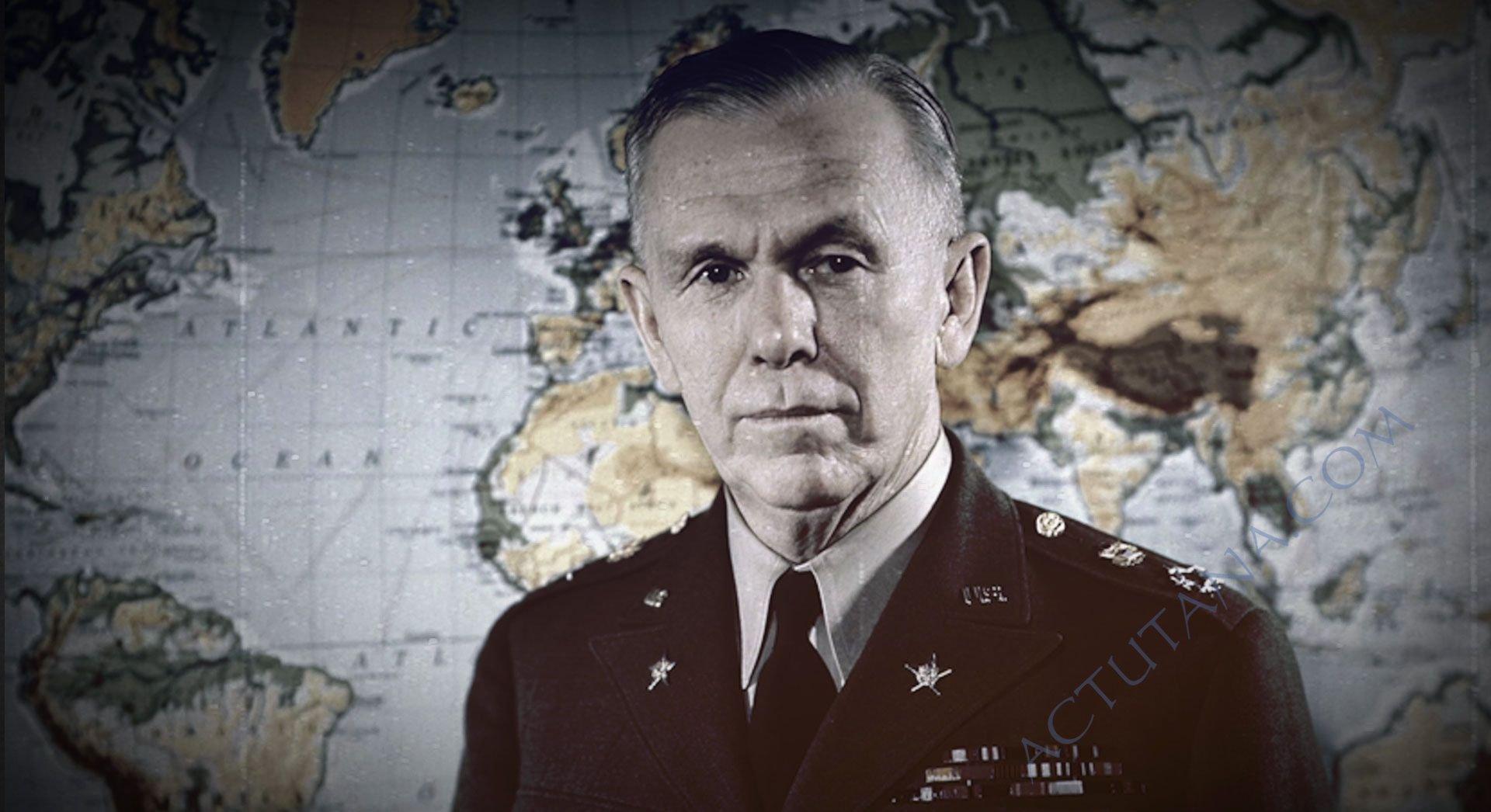 Général Georges C. Marshall