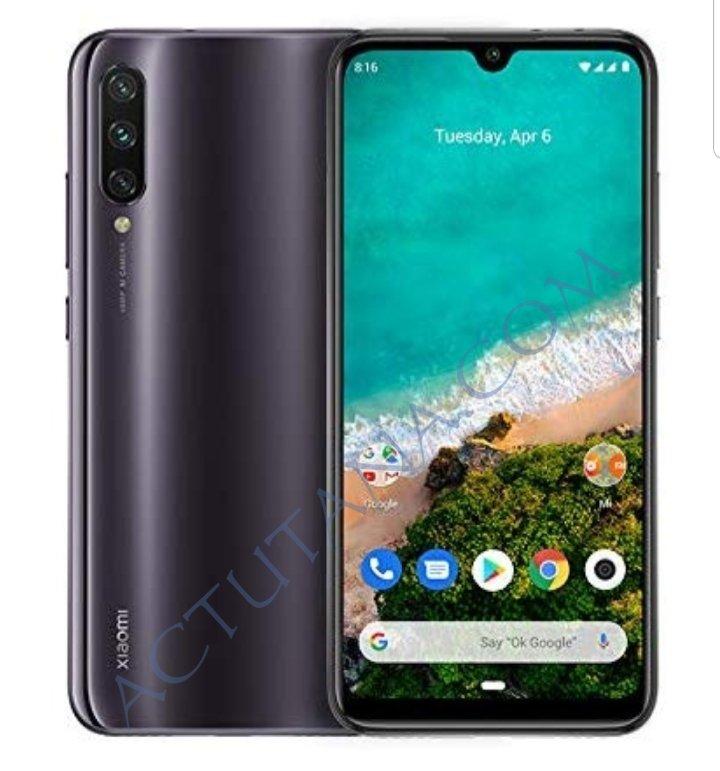 Xiaomi Mi A3 à 169€ sur Amazon