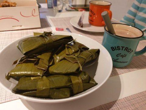 Koba ravina, en goûter ou en dessert