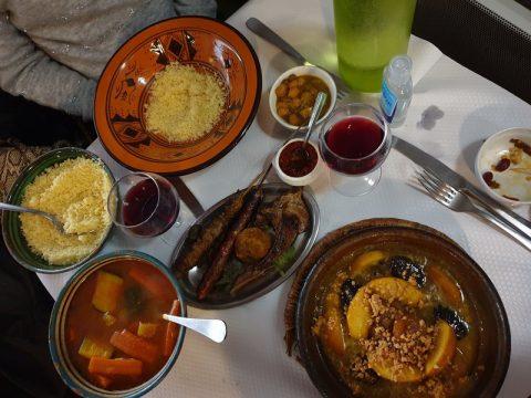 J'ai goûté le Marocain