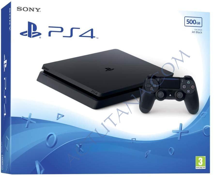 PS4 Slim 500 Go à 199,99 € au lieu de 299,99 € !