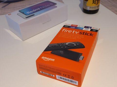 Alors cette clé Amazon Fire TV stick ?