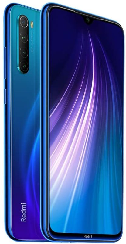 Xiaomi Redmi Note 8 4GB 64GB Blue