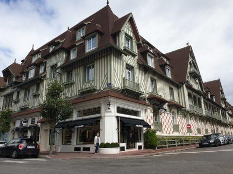 Escapade à Deauville