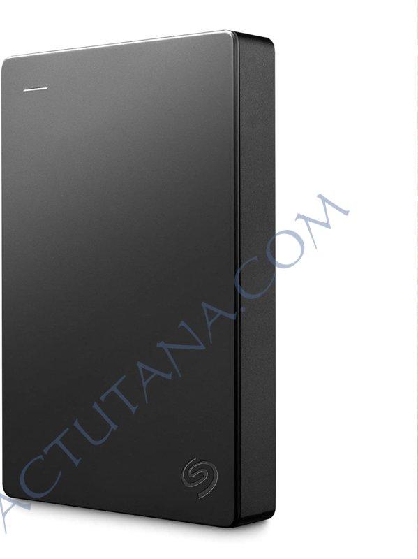 Seagate 2TB Portable Disque dur externe pour Mac, PC, Xbox One et PlayStation 4