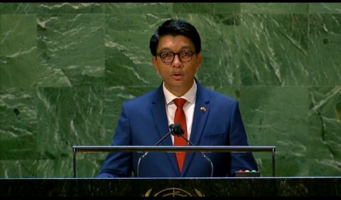 Andry Rajoelina : voyons voir le reporting des Nations-Unis