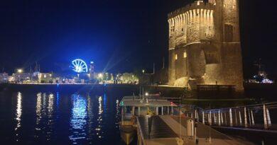 1ère partie – La Rochelle – Visite de la ville